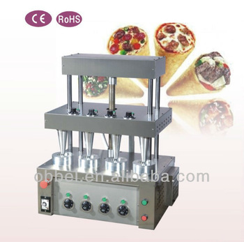 <b>Pizza Cone Machine</b>